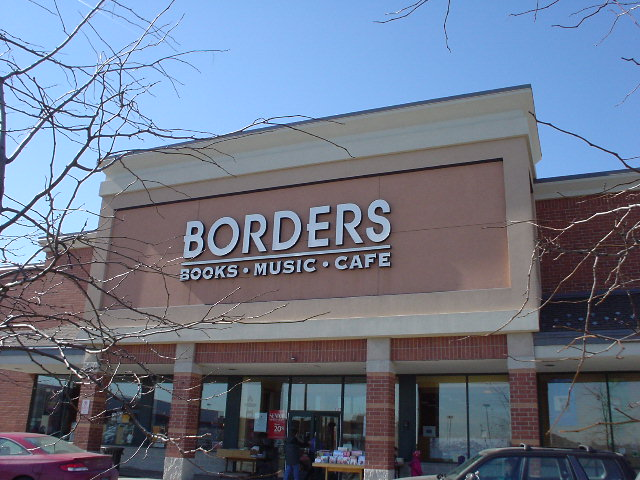 borders books in ann arbor